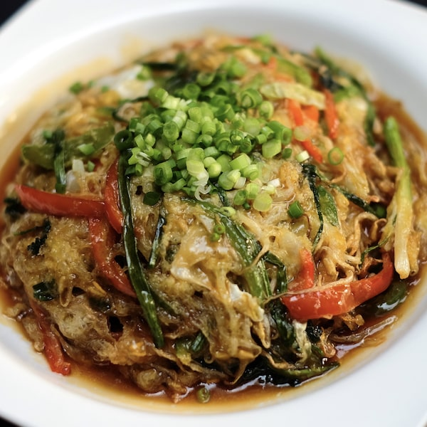Veggie Foo Yang