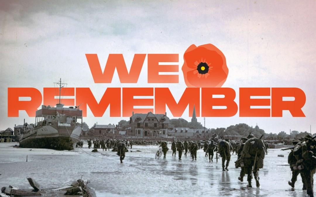 We Remember Slides & Social