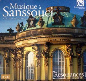 Musicque a Sanssouci
