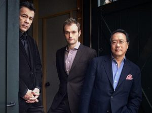 Edgar Meyer, Chris Thile, Yo-Yo Ma