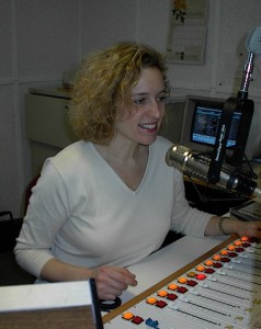 Suzanne Bona at WSHU