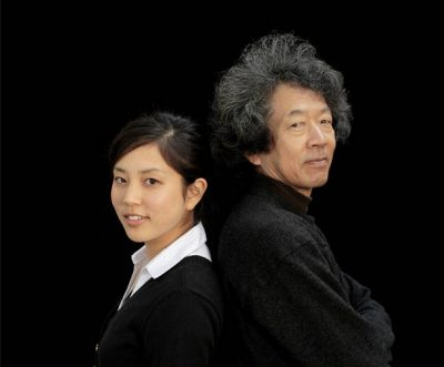 Toyohiko and Miki Satoh