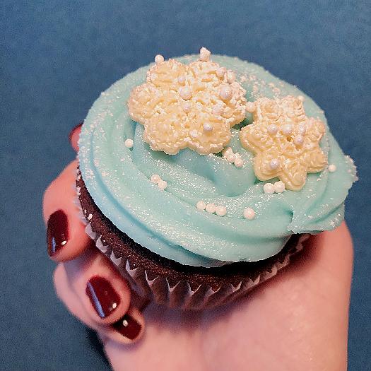 Eiskristall Cupcakes_1