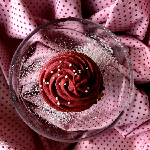 Beeren Cupcakes_1