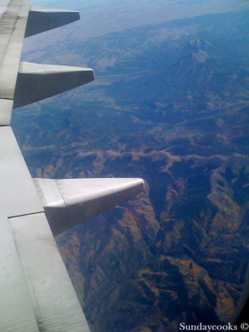 check in continental airlines guarulhos boeing aviao viagem montanha lago salgado