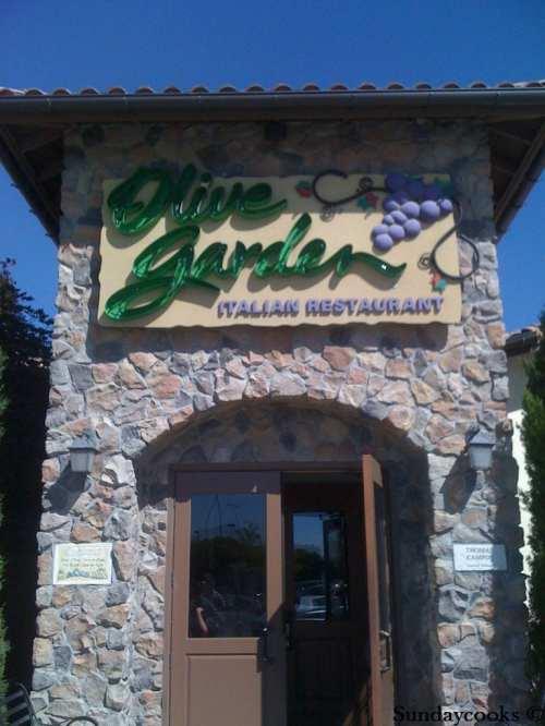 Olive Garden italian restaurant utah sandy usa eua