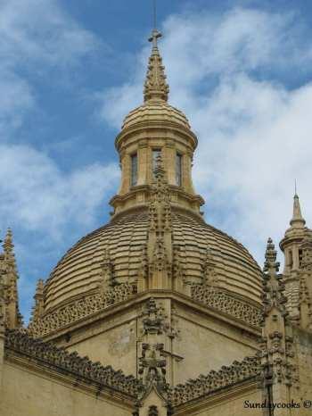 detalhe catedral gótica