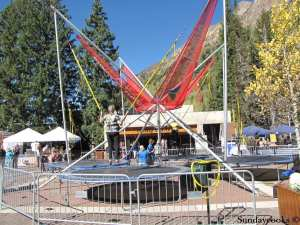 Snowbird resort oktoberfest pula-pula