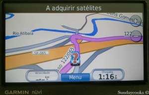 MAPA GARMIN GPS