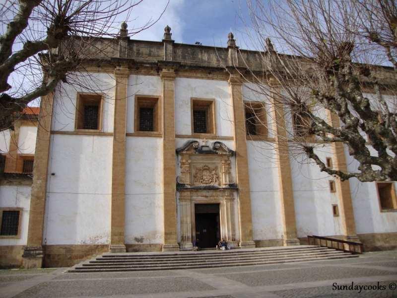 Coimbra - convento
