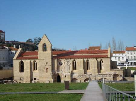 mosteiro de santa clara velha