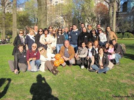 ConVnVenção NY - a turma toda reunida