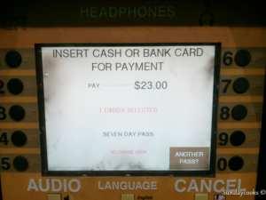 metrô de chicago - como comprar passes - tela 2