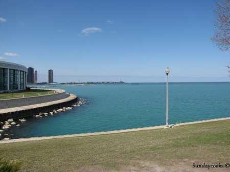 Atrações para Crianças em Chicago - Lago Michigan