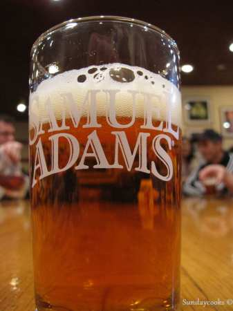 Samuel Adams cervejaria Boston