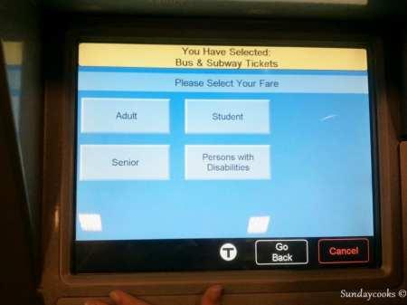 Como comprar ticket do metro de Boston