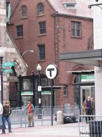 Metrô de Boston (T)