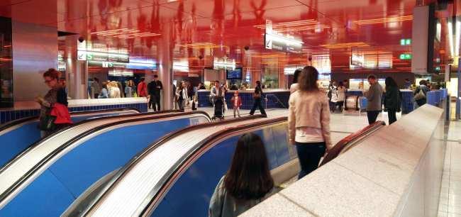 Guia completo como usar o metro de Munique - 12