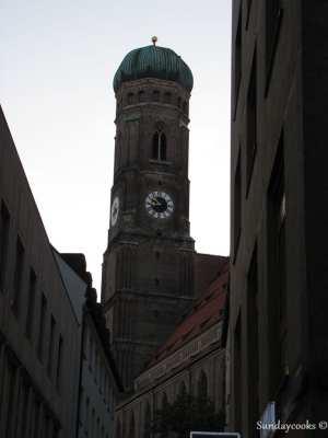 Munique Igreja da Nossa Senhora