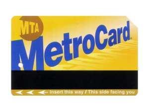 Metrô de Nova York - MetroCard