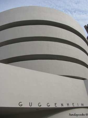 Museus em Nova York - Guggenheim New York - fachada