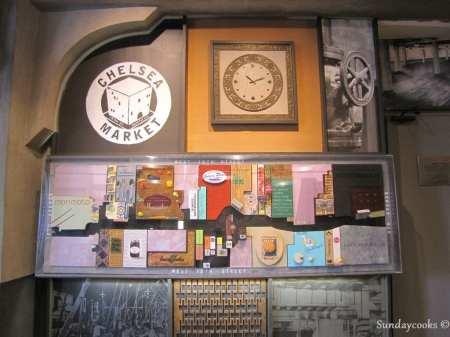 Roteiro de Nova York - Chelsea Market