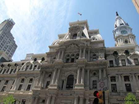 Dicas da Philadelphia - City Hall