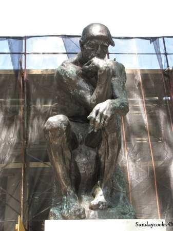 Dicas da Philadelphia - Museu do Rodin O Pensador