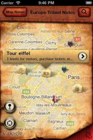 mapas offline - The Cartographer tela 1