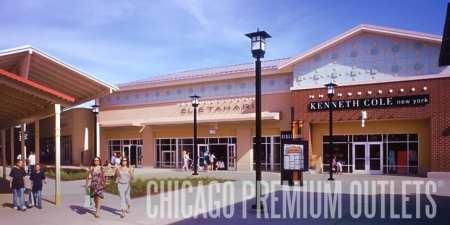 Comrpas em Chicago - Chicago Premium Outlet