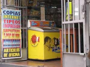Lima - comércio