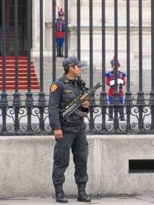 Lima - palácio do governo