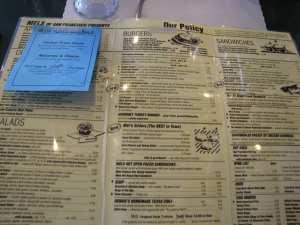 Restaurantes em São Francisco: Mels Drive-In Cardápio