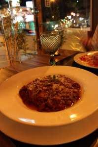 Lasagna al ragú