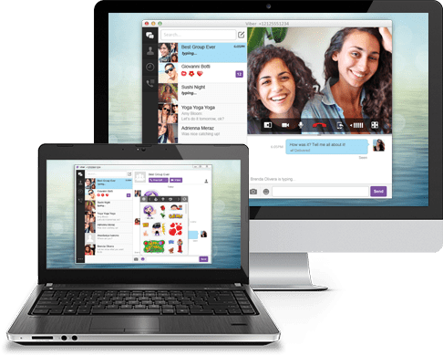 Viber - Desktop