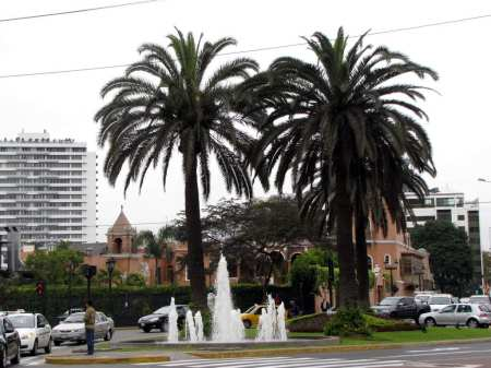 Onde ficar em Lima: San Isidro