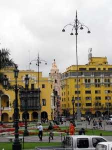 Praça de Armas de Lima
