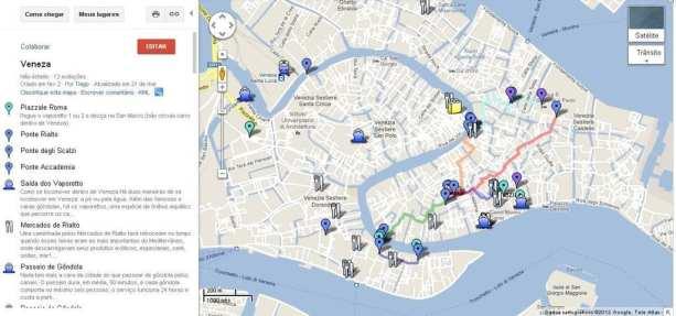 Rotas Capixabas - Roteiro de Veneza