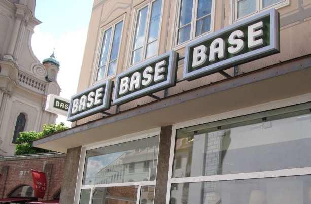 Loja da operadora BASE