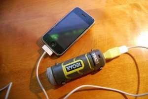 Recarregador de Bateria de celular