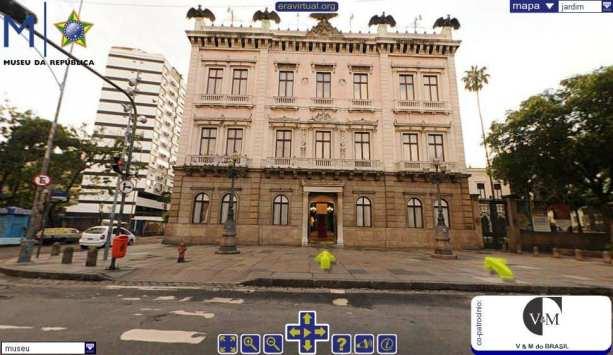 Museu da República - Palácio do Catete - Rio de Janeiro