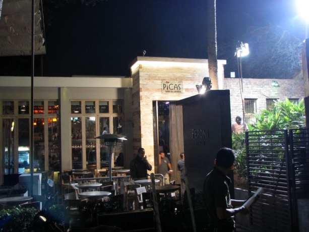 Restaurantes de Lima: Picas - fachada