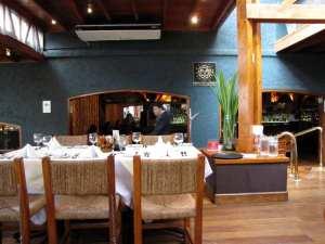 Restaurantes de Lima: Brujas de Cachiche - interior
