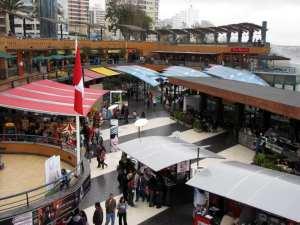 O que fazer em Lima: O que fazer em Lima: Shopping Larcomar