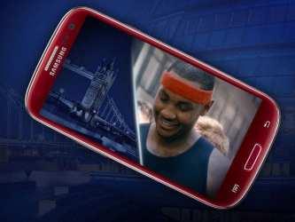Samsung Galaxy S3 Vermelho da AT&T