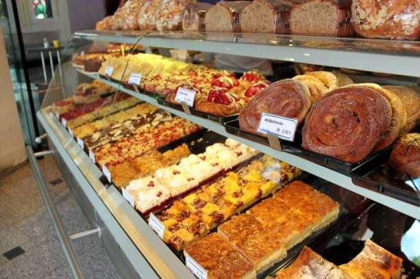 Viktualienmarkt Munique - Doces típicos