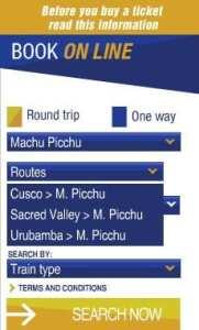 Como ir para Machu Picchu - Iniciando a pesquisa
