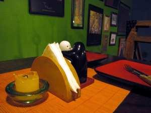 Justina: Pizzaria em Cusco - L'amour