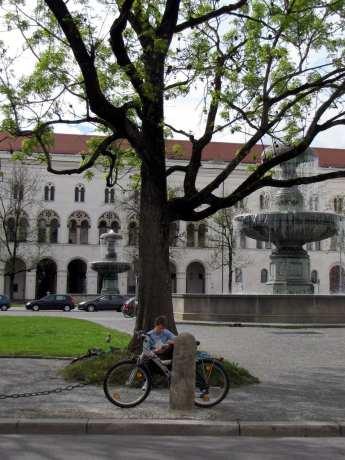 Cenas de Munique - Livro da árvore