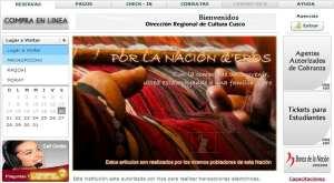 Ingressos para Machu Picchu - Escolha o local